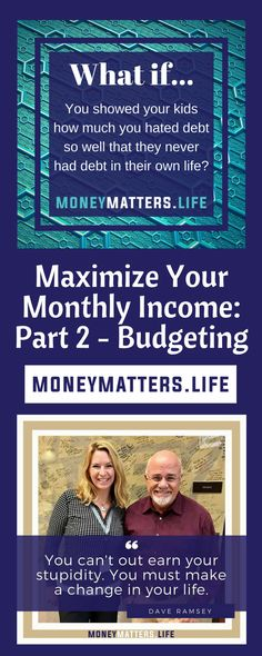 Want to learn where your money goes? Use these FREE FORMS and detailed instructions to create your budget! #Parenting #Debt #Budget #DaveRamsey