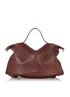 95de4d6952 The Bridge Unica Leather Tote   forzieri.com Kate Spade Handbags
