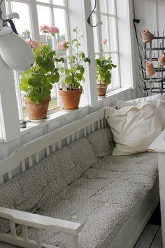 sleeping porch.  summer naps!