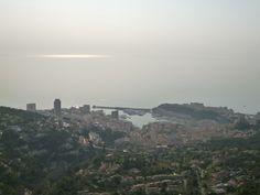 """""""Monaco"""", La Turbie, France (Marzo)"""