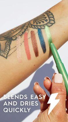 Face Paint Makeup, Dark Skin Makeup, Kiss Makeup, Hair Makeup, Crazy Makeup, Cute Makeup, Gorgeous Makeup, Simple Makeup, Makeup Inspo