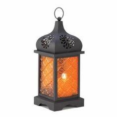 Sunset Temple Moroccan Lantern
