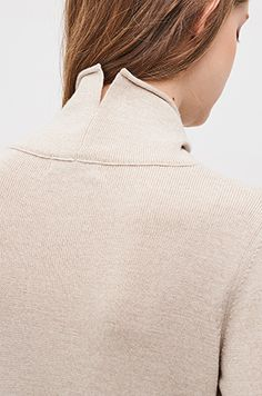 글리터 블록 니트 드레스 Knit Skirt, Turtle Neck, Knitting, Skirts, Sweaters, Fashion, Moda, Tricot, Breien