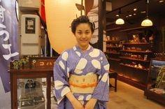 photo by Kasuu koubou@OSU Nagoya   かすう工房 大須店で撮っていただきました。Nihon-gami ~traditional hairstyle of Japan ~ wearing kimono and obi. (Yukata) 自分で日本髪っぽく結っています。全て地毛です。I did my hair in Japanese style! It does look so KaWaIi !   →http://ameblo.jp/ann-choo-sun-life/