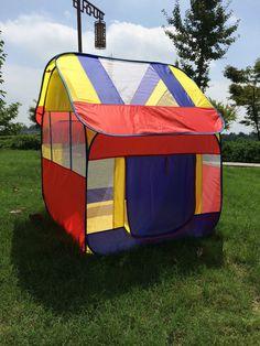 Indoor u0026 Outdoor Children Playhouse Castle Kids Play Tent Durable u0026 Portable Christmas Halloween Perfect Gift & Disney tentWinnie-the-Pooh SpongeBob SquarePantsThomasSnow ...