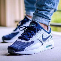 Air Max Zero's #sockless #jeans #sneakers #nosocks