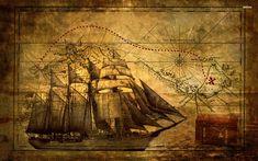 térkép on Pinterest | Antique Maps, Laminas Para Decoupage and ...