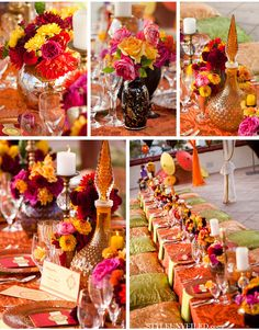 Arranging the Perfect Moroccan Party