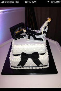 World of Warcraft Strategies: grooms cake