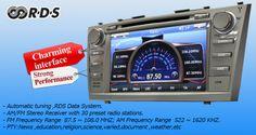 Toyota CAMRY DVD GPS