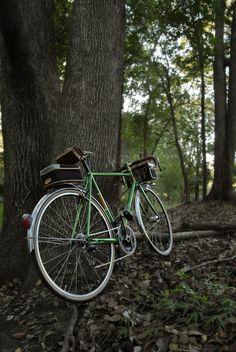 Post image for Llewellyn Custom Bicycles Randonneur Voyageur Project