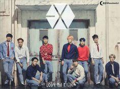 EXO - Love me right japan ver.