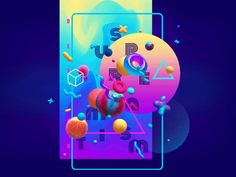 This set of graphic elements is great for contemporary web design or graphic design projects. Create endless amount of effects for your Photoshop projects using variations of these high resolution . Photoshop Projects, Graphic Design Projects, Web Design, Concept, Graphics, 3d, Contemporary, Studio, Create
