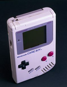 Original Game Boy - I still have this, and it still works.  I also have the original tetris that came with it.