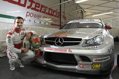 The Official Mercedes C63 AMG of Vitantonio Liuzzi