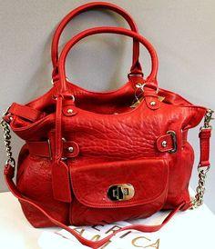 American glamour badgley mischka handbag (red) 81c58e08ea327