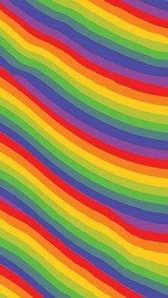 Retro Wallpaper Iphone, Hippie Wallpaper, Rainbow Wallpaper, Kids Wallpaper, Aesthetic Iphone Wallpaper, Aesthetic Wallpapers, Wallpaper Space, Wallpaper Ideas, Wallpaper Quotes
