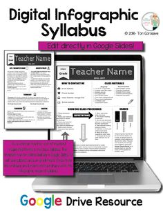 As a veteran teacher, one of my most requested forms is my class syllabus. Middle School Syllabus, Maths Syllabus, Middle School Classroom, Science Classroom, Classroom Ideas, Google Classroom, Kindergarten Classroom, High School, Teacher Organization