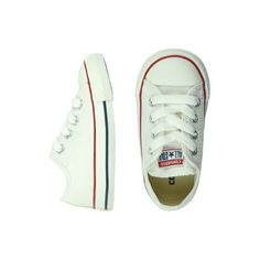 4af8659dcf9a Converse Optical White Low Top - mini mioche - organic infant clothing and kids  clothes - made in Canada