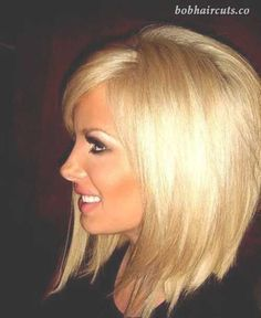 25 Bob Hairstyles with Layers #BobHaircuts