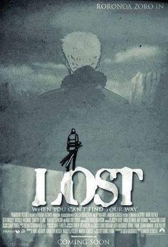 Roronoa Zoro In Lost