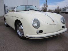 La plus envoutante des 356, la version Speedster est née de la rencontre entre Ferry Porsche et Max Hoffmann en 1954.