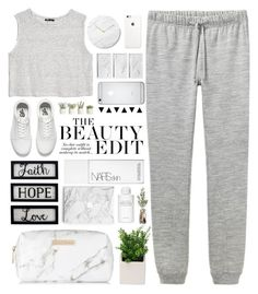 """Bloody nonsens, speeding cars"" by itaylorswift13 ❤ liked on Polyvore featuring MANGO, A.P.C., Umbra, Vans, Allstate Floral, New View, NARS Cosmetics, Spectrum and Byredo"