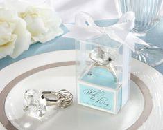 ティファニーブルー×白いリボンでブライズシャワーを♡気高く素敵なtea party♪にて紹介している画像