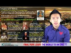 Will Petrus Romanus be the next pope?  This video from http://kingdomwarriors.com discusses the possibility.