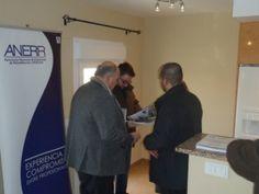 20-12-2013. #proyectoprei.visita institucional Comunidad de Madrid, Emvs, Ayuntamiento de Madrid, Idae …