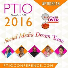 So glad to be part of the Social Media Team for @ptioconference! Join us on November 11th and 12th by registering at http://ift.tt/1ARrqbr