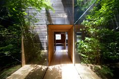So many spaces that look amazing, but this one is gorgeous! #threshold #interior #architecture - UID Architects, Japan