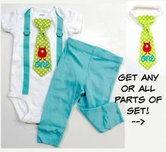 Monster Birthday Cake Smash Outfit for Baby Boy Birthday Monster Birthday Cakes, Little Monster Birthday, Monster 1st Birthdays, Monster Birthday Parties, Monster Party, 1st Birthday Outfit Boy, 1st Birthday Boy Themes, 1st Birthday Shirts, Boy First Birthday