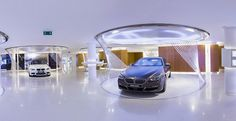 BMW Brand Store Paris