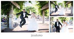 Larissa and Abie : Marriott Long Wharf : JessFoto : Heel Click
