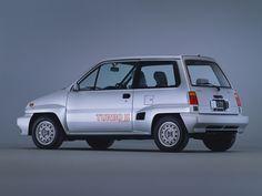 1983-87 Honda City Turbo II