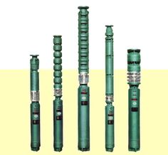 Features and Application Range of QJ Deep Well Submersible Pump