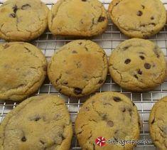 Cookies αφράτα σαν αγοραστά!