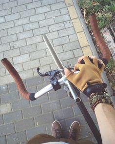 Fixie rider gear... :)