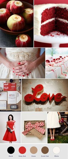 Fabulous fiesta red ideas!