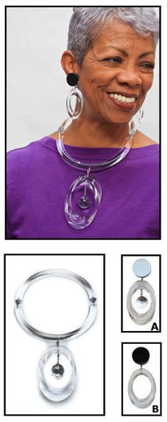 Judith Hendler jewelry being offered at a special price to all friends of CJCI!