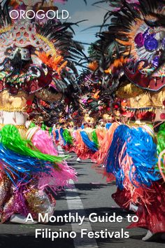 OROGOLD reviews the most beautiful Filipino festivals to watch out for.