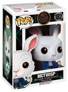 McTwisp Vinyl Figure 182 - Funko Pop! van Alice In Wonderland