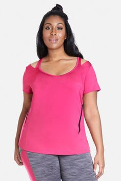 39e840a3cb8a9 Plus Size Retailer Fashion To Figure Launches Activewear Collection