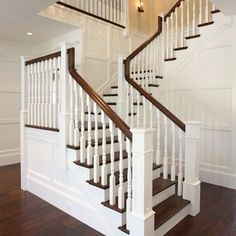 Delicieux Box Newel Posts Design, Pictures, Remodel, Decor And Ideas   Page 3
