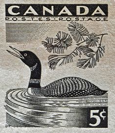 1957 Canada Duck Stamp