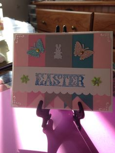 Easter, card!