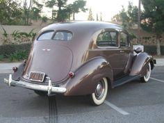 1937 Hudson Terraplane Brougham for sale #1815343   Hemmings Motor News