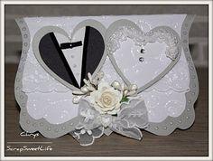 Carte mariage by ScrapSweetLife