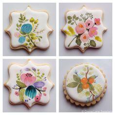 Hand Painted Sugar Cookie
